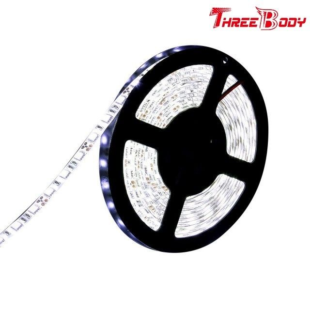 IP65 Waterproof Led Strip Lights For Furniture Cool White 1meter / Roll