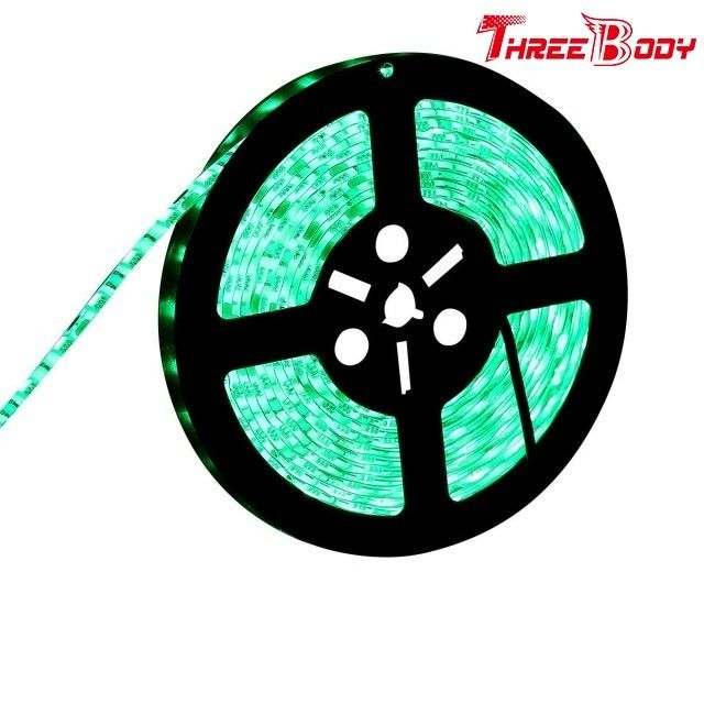 Indoor Green Led Strip Lights For Furniture CCT > 7000K 4320 Lamp Luminous